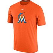 Nike Men's Miami Marlins Dri-FIT Legend T-Shirt