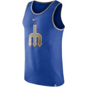 Nike Men's Seattle Mariners Wordmark Tank Top