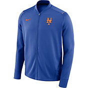 Nike Men's New York Mets Dri-FIT Full-Zip Knit Jacket