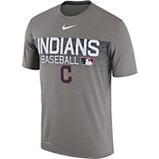 Nike Men's Cleveland Indians Dri-FIT Authentic Collection Legend T-Shirt