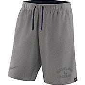 Nike Men's Cleveland Indians Performance Fleece Shorts
