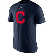 Nike Men's Cleveland Indians Dri-FIT Navy Legend T-Shirt