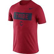 Nike Men's Cleveland Indians Dri-FIT ''Tribe'' T-Shirt