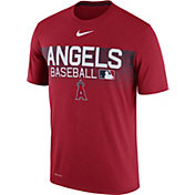 Nike Men's Los Angeles Angels Dri-FIT Authentic Collection Legend T-Shirt