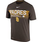 Nike Men's San Diego Padres Dri-FIT Authentic Collection Legend T-Shirt