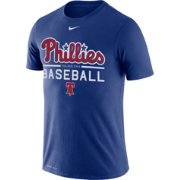 Nike Men's Philadelphia Phillies Practice T-Shirt