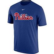 Nike Men's Philadelphia Phillies Dri-FIT Legend T-Shirt