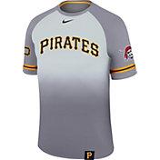 Nike Men's Pittsburgh Pirates Dri-FIT Raglan Legend T-Shirt