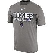 Nike Men's Colorado Rockies Dri-FIT Authentic Collection Legend T-Shirt