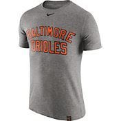 Nike Men's Baltimore Orioles Dri-Blend DNA T-Shirt