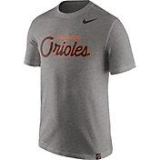 Nike Men's Baltimore Orioles Dri-FIT Script T-Shirt