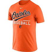 Nike Men's Baltimore Orioles Practice T-Shirt