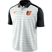 Nike Men's Baltimore Orioles Striped Polo