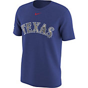 Nike Men's Texas Rangers Memorial Day Royal T-Shirt