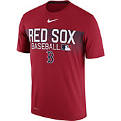 Nike Men's Boston Red Sox Dri-FIT Authentic Collection Legend T-Shirt