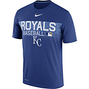 Nike Men's Kansas City Royals Dri-FIT Authentic Collection Legend T-Shirt