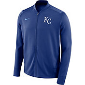 Nike Men's Kansas City Royals Dri-FIT Full-Zip Knit Jacket