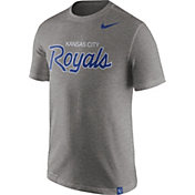 Nike Men's Kansas City Royals Dri-FIT Script T-Shirt