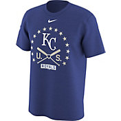 Nike Men's Kansas City Royals Dri-FIT Memorial Day Legend Royal T-Shirt