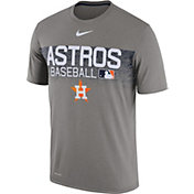 Nike Men's Houston Astros Dri-FIT Authentic Collection Legend T-Shirt