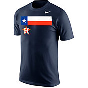 Nike Men's Houston Astros State Flag Navy T-Shirt