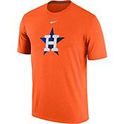 Nike Men's Houston Astros Dri-FIT Legend T-Shirt