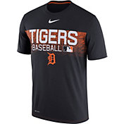 Nike Men's Detroit Tigers Dri-FIT Authentic Collection Legend T-Shirt