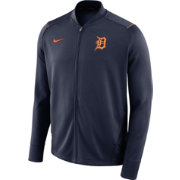 Nike Men's Detroit Tigers Dri-FIT Full-Zip Knit Jacket