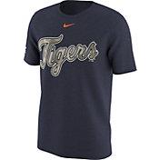Nike Men's Detroit Tigers Memorial Day Navy T-Shirt