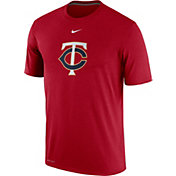 Nike Men's Minnesota Twins Dri-FIT Legend T-Shirt