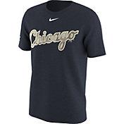 Nike Men's Chicago White Sox Memorial Day Black T-Shirt