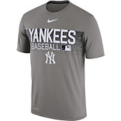 Nike Men's New York Yankees Dri-FIT Authentic Collection Legend T-Shirt