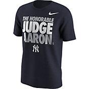 """Nike Men's New York Yankees """"Honorable Judge"""" Navy T-Shirt"""