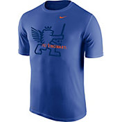 Nike Men's FC Cincinnati Logo Royal T-Shirt
