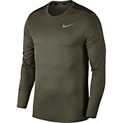 Nike Men's Breathe Long Sleeve Running T-Shirt