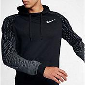 Nike Men's Dry Logo Rainstorm Printed Hoodie