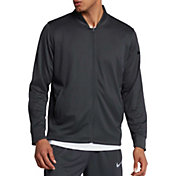 Nike Men's Dry Rivalry Full Zip Basketball Jacket