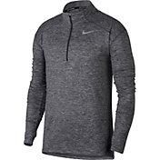 Nike Men's Dry Element Half Zip Long Sleeve Running Shirt