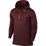 Nike Men's Dry Miler Graphic Running Hoodie