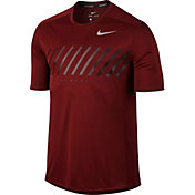 Nike Men's Dry Miler Graphic Running T-Shirt