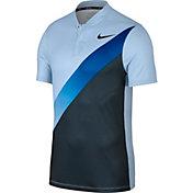 Nike Men's Dry Slim Print Golf Polo