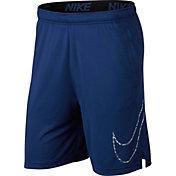 Nike Men's 9'' Dry Carbon Logo Graphic Shorts