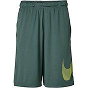 Nike Men's Dry Linear Logo Graphic Shorts