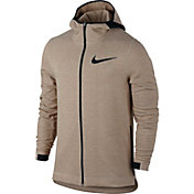 Nike Men's Dry Showtime Full Zip Basketball Hoodie