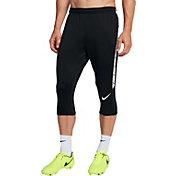 Nike Men's 3/4 Length Dry Squad Soccer Pants