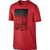 Nike Men's Dry Hoop Heaven Graphic Basketball T-Shirt