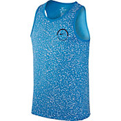 Nike Men's Dry Core Sleeveless Printed Basketball Shirt