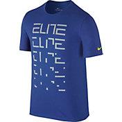 Nike Men's Dry Elite Dissolve Graphic T-Shirt