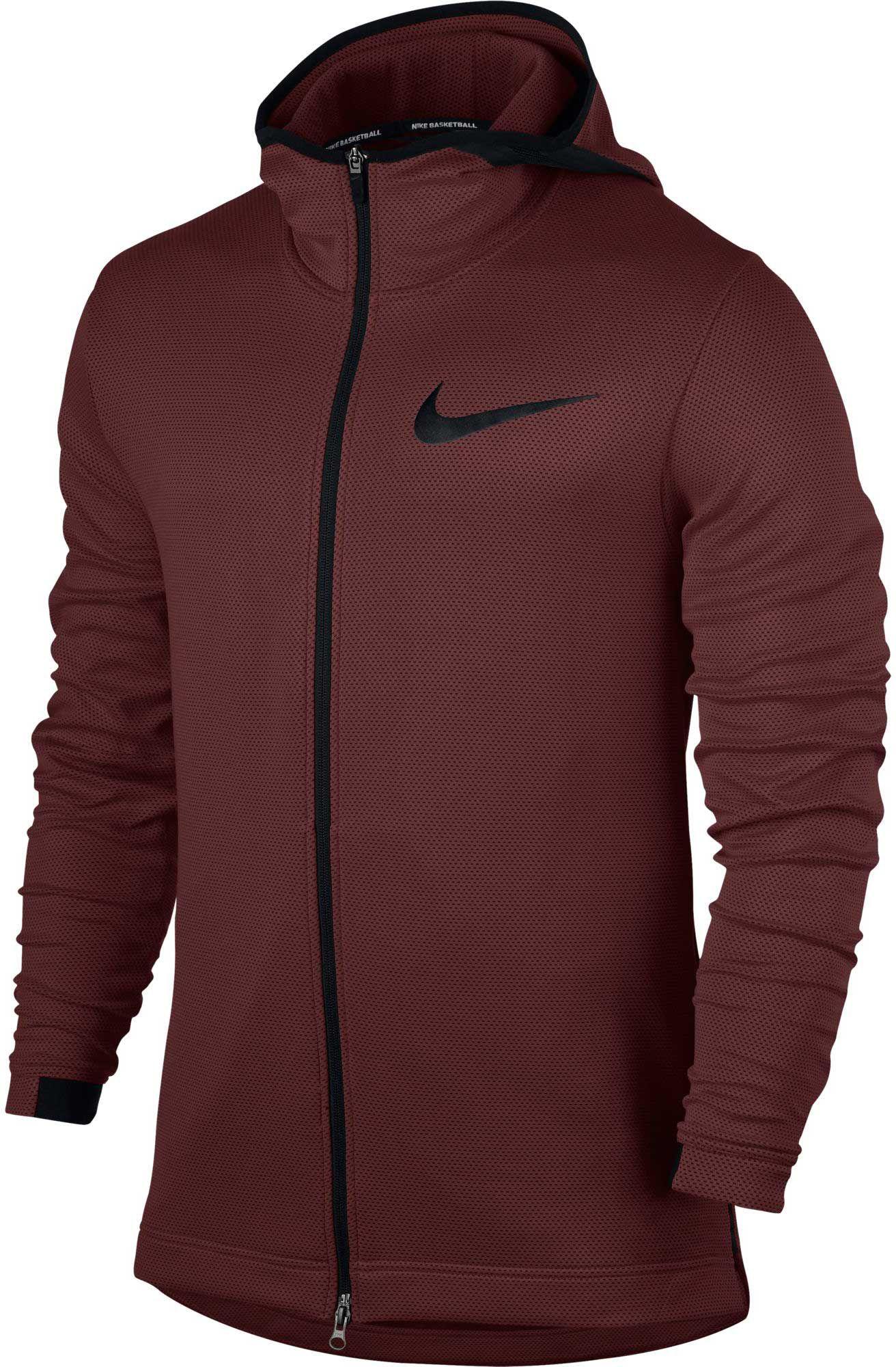 Nike Men's Therma Flex Showtime Full Zip Basketball Hoodie. 0:00. 0:00 /  0:00. noImageFound ???