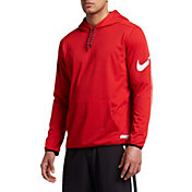 Nike Men's Therma Fleece Football Hoodie